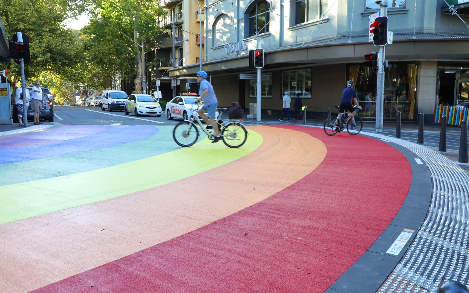 Sydney Rainbow Crossing