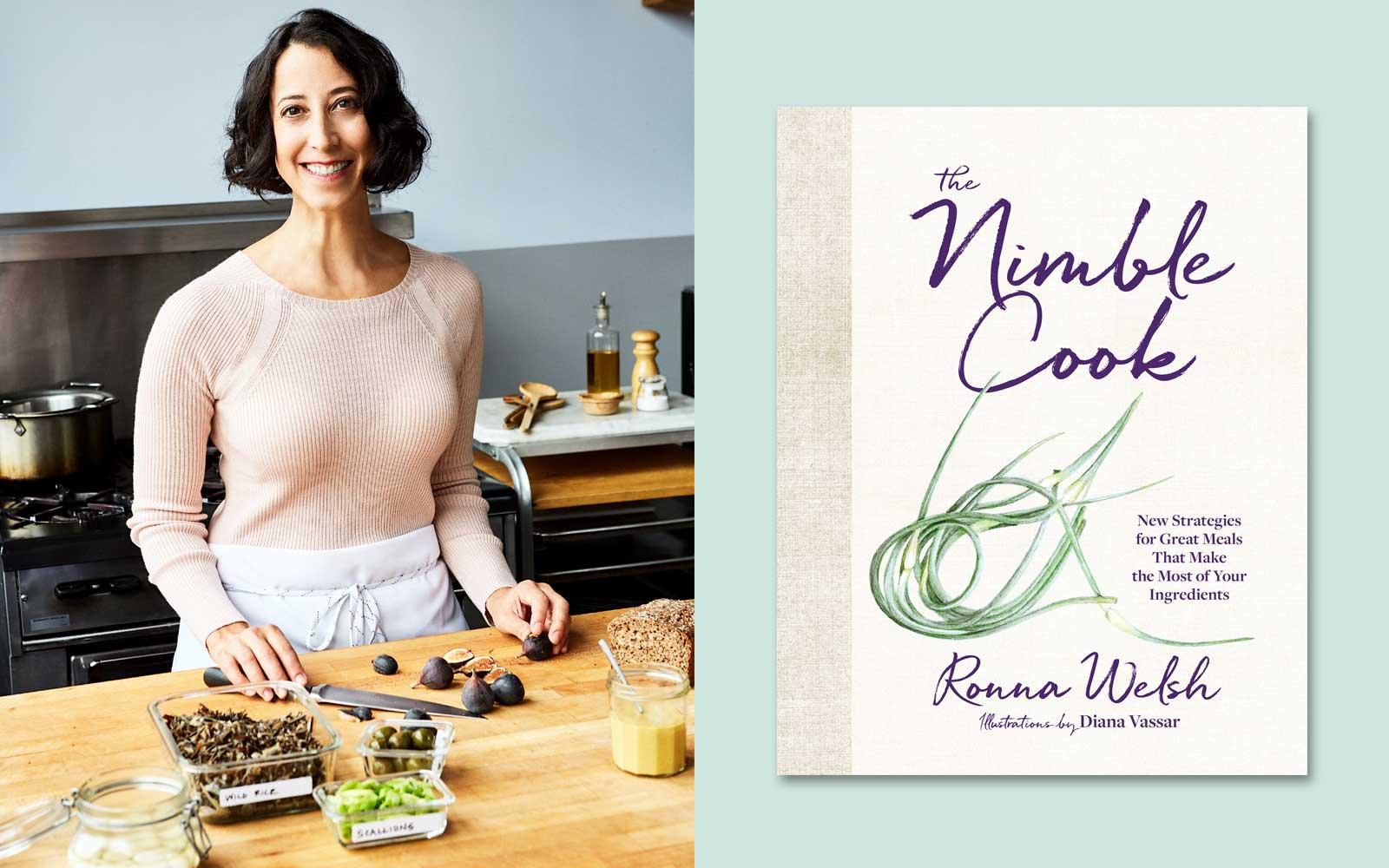 Ronna Welse, Nimble Cook