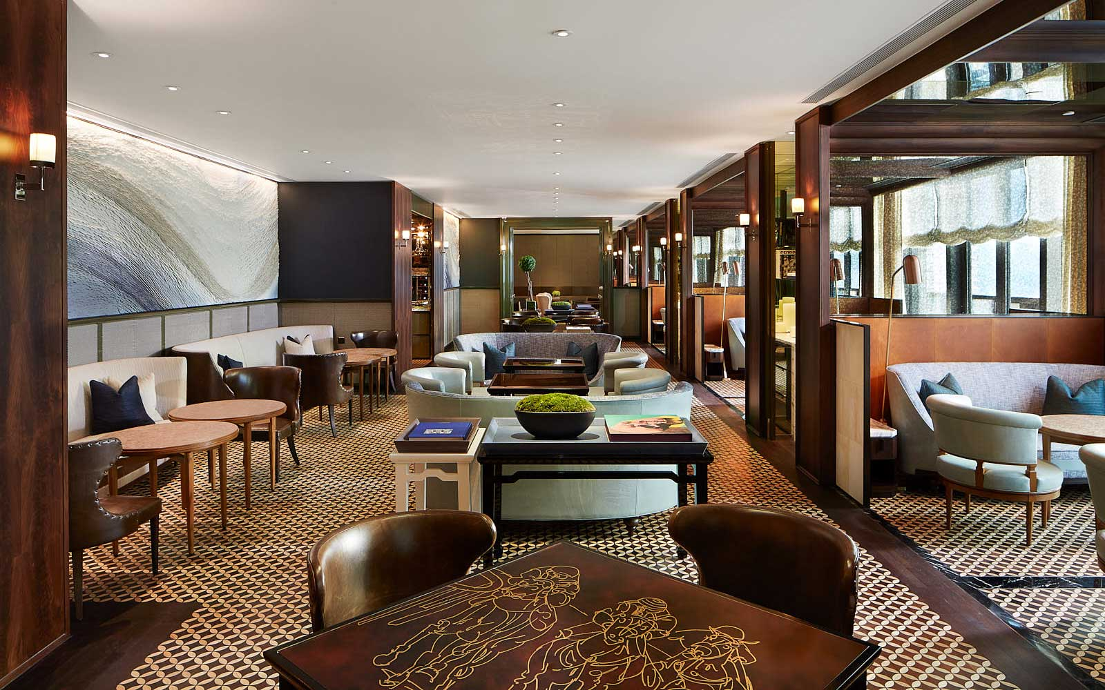 The Rosewood Hong Kong Has An 80 Foot Outdoor Pool And A