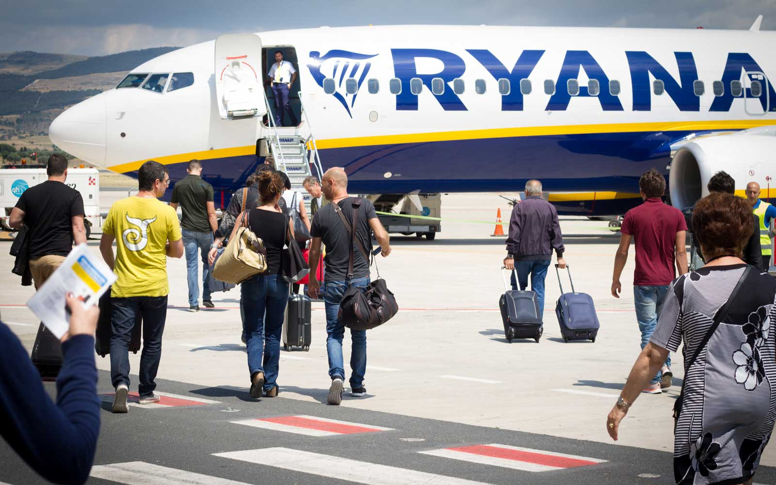 Italy Wants to Overturn Budget Airlines' Baggage Policies