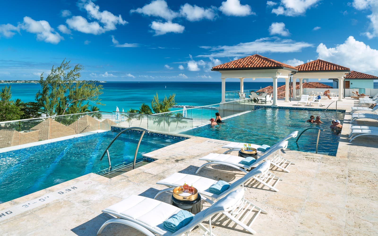 Sandals Resorts Is Giving Away Free Trips to Teachers, Nurses, Mothers, and Military Members Every Day in May
