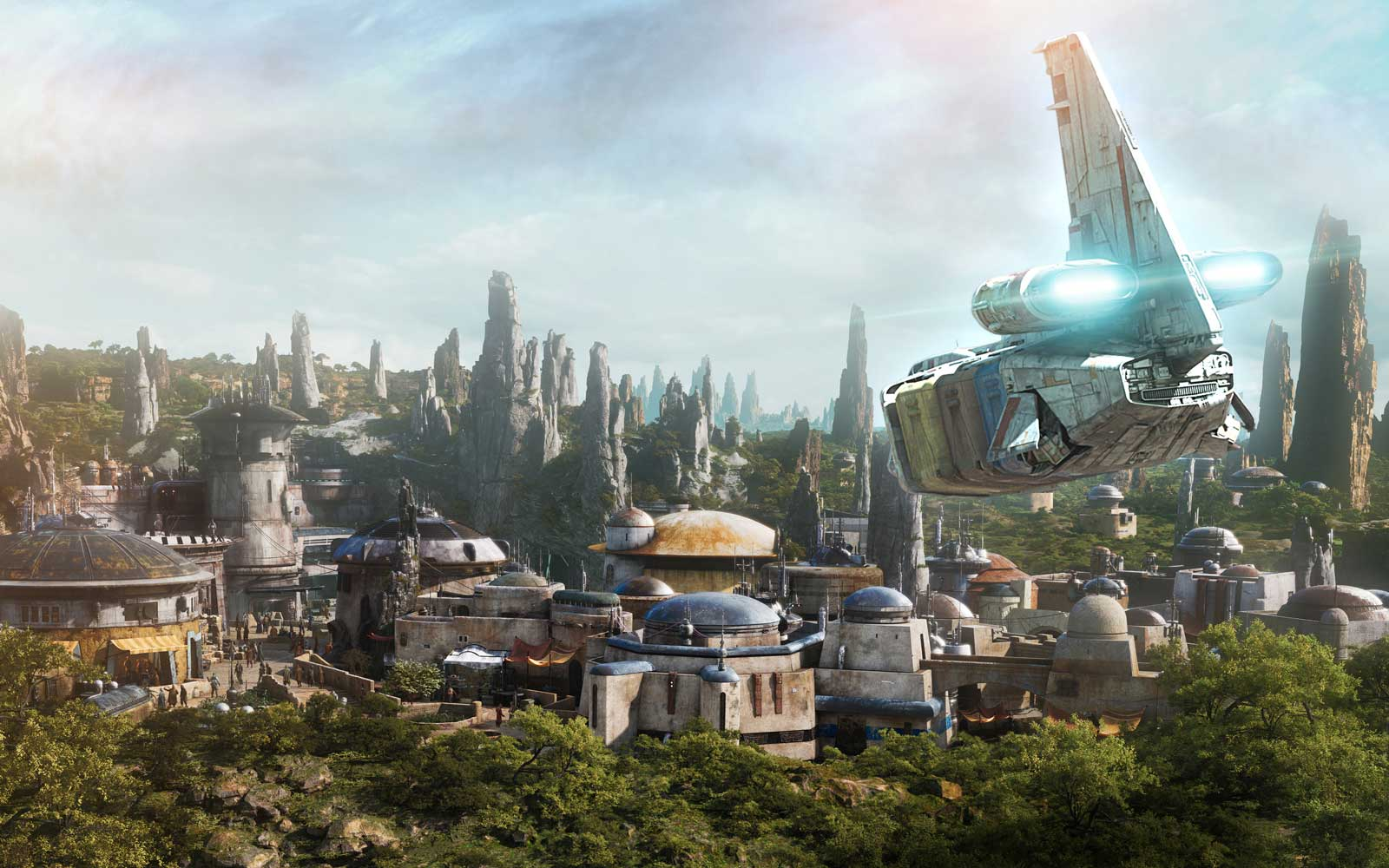 You'll Need More Than a Disneyland Ticket to Get Into Star Wars Land When It Opens This Summer