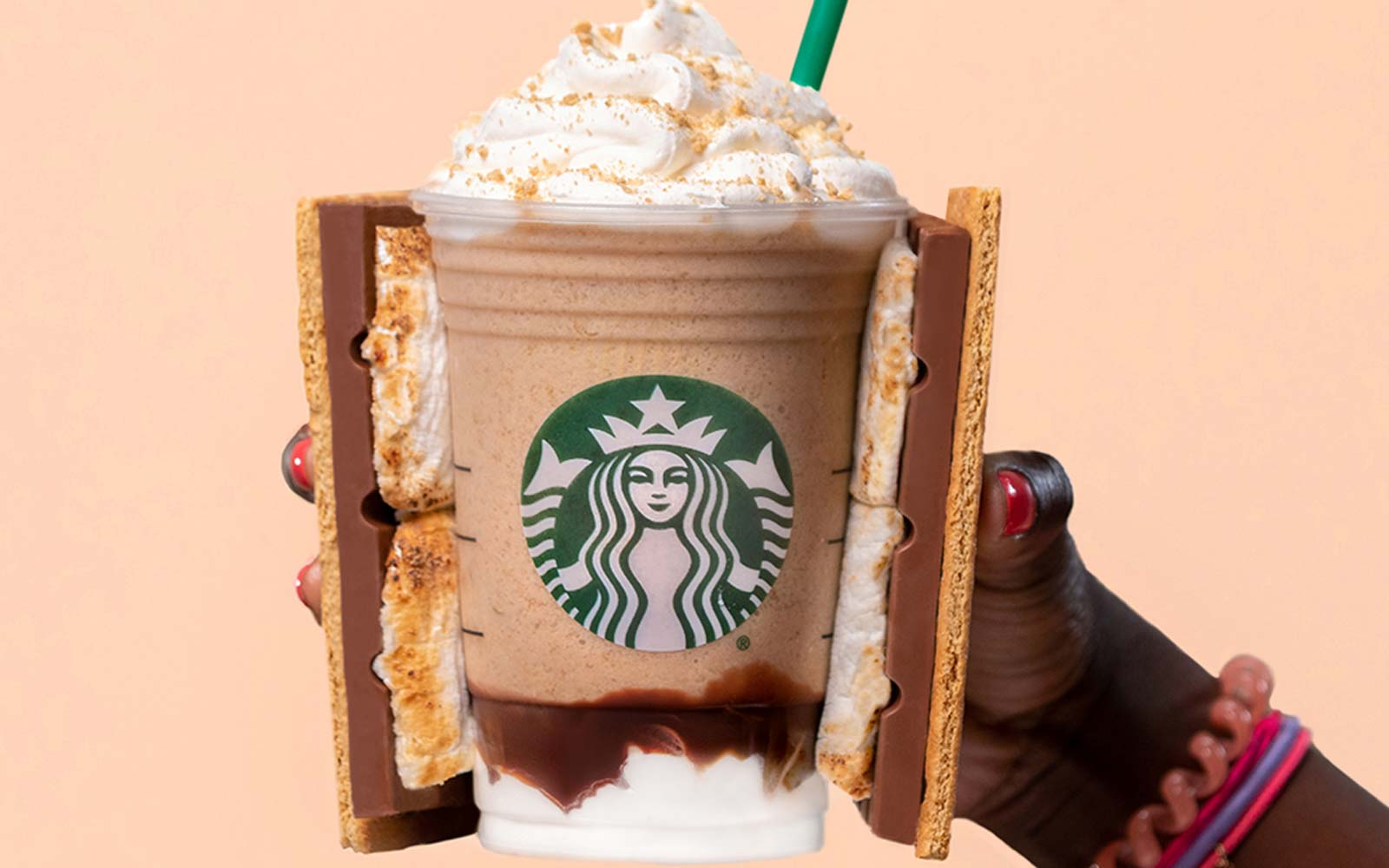 Starbucks Is Putting S'mores Frappuccinos Back on the Menu