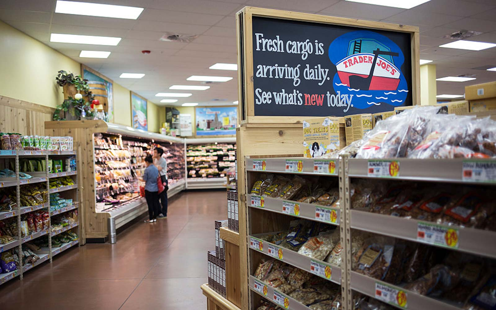 A Trader Joe's Employee Reveals Why the Store Is Often Out of Your Favorite Product