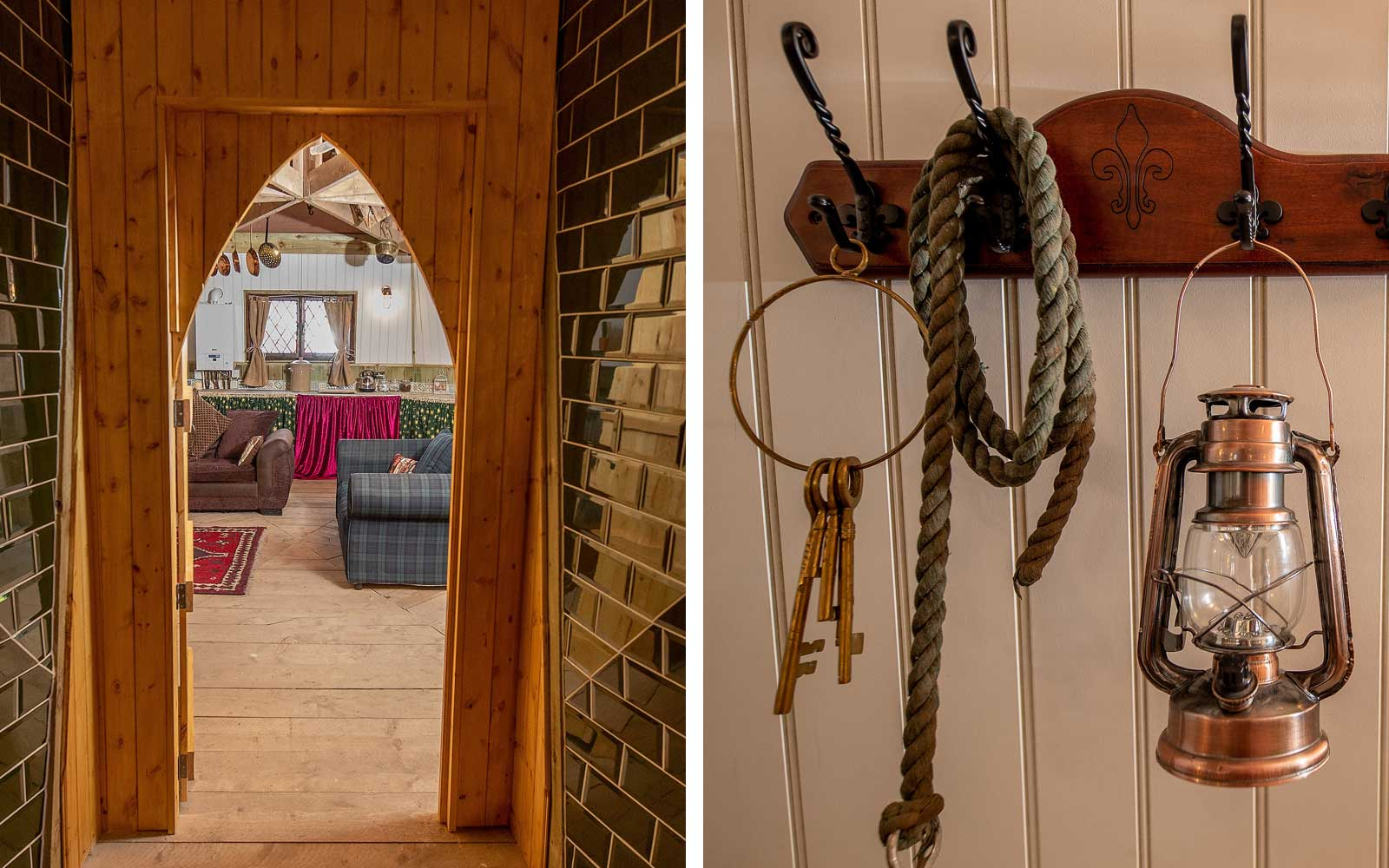 Holiday Home Inspired By Hagrid's Hut Opens In North Yorkshire, UK
