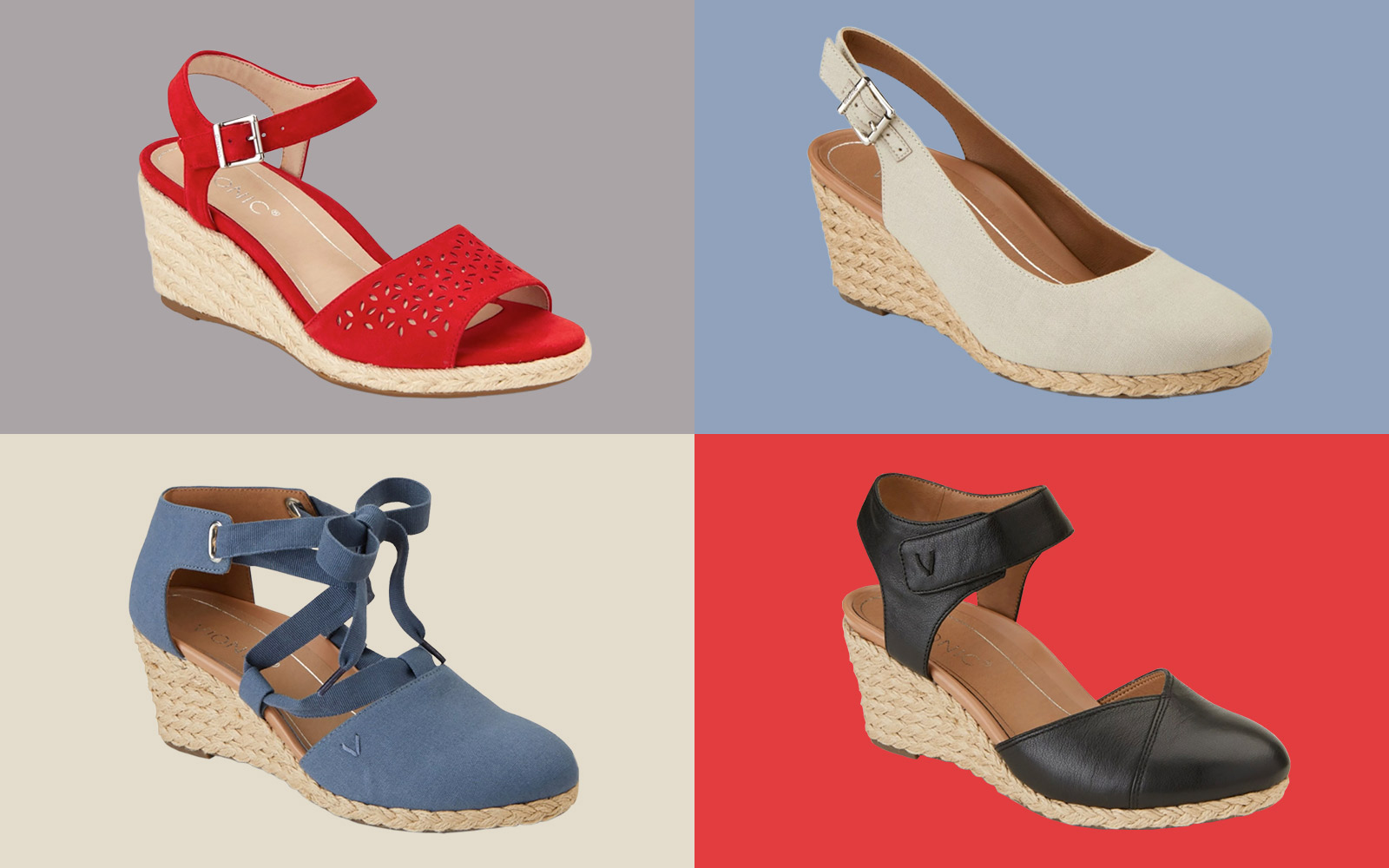 This Podiatrist-designed Shoe Brand Just Launched the Cutest Line of Espadrilles