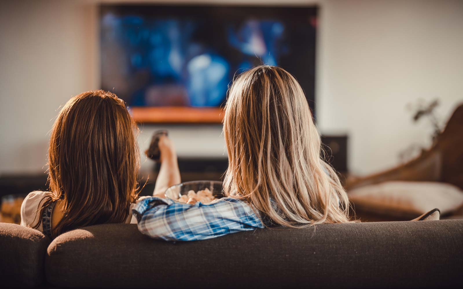 Science Says Rewatching Your Favorite TV Series Is Good for Your Soul