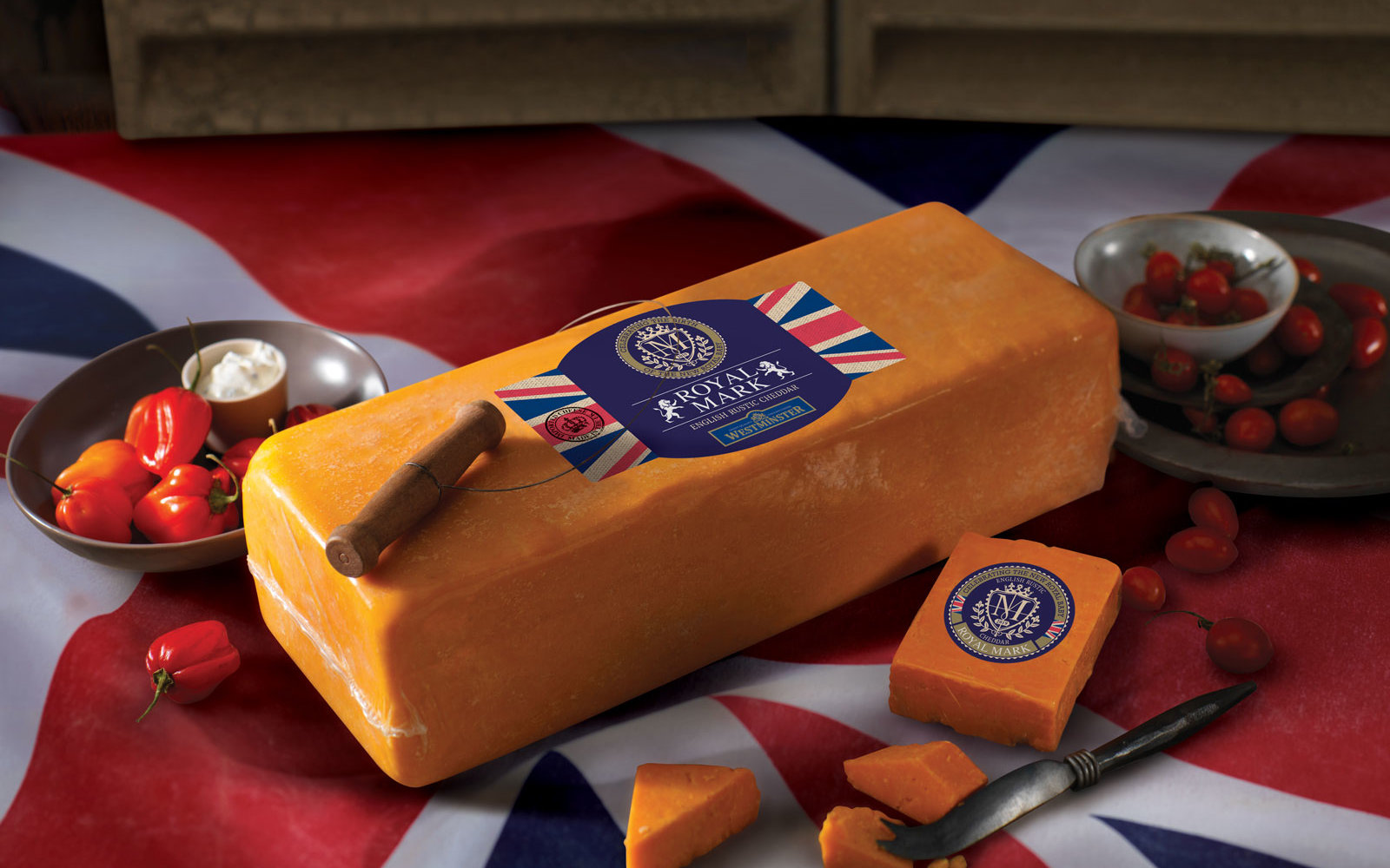This Cheddar Cheese Matches Prince Harry's Hair, and for the Sweetest Reason