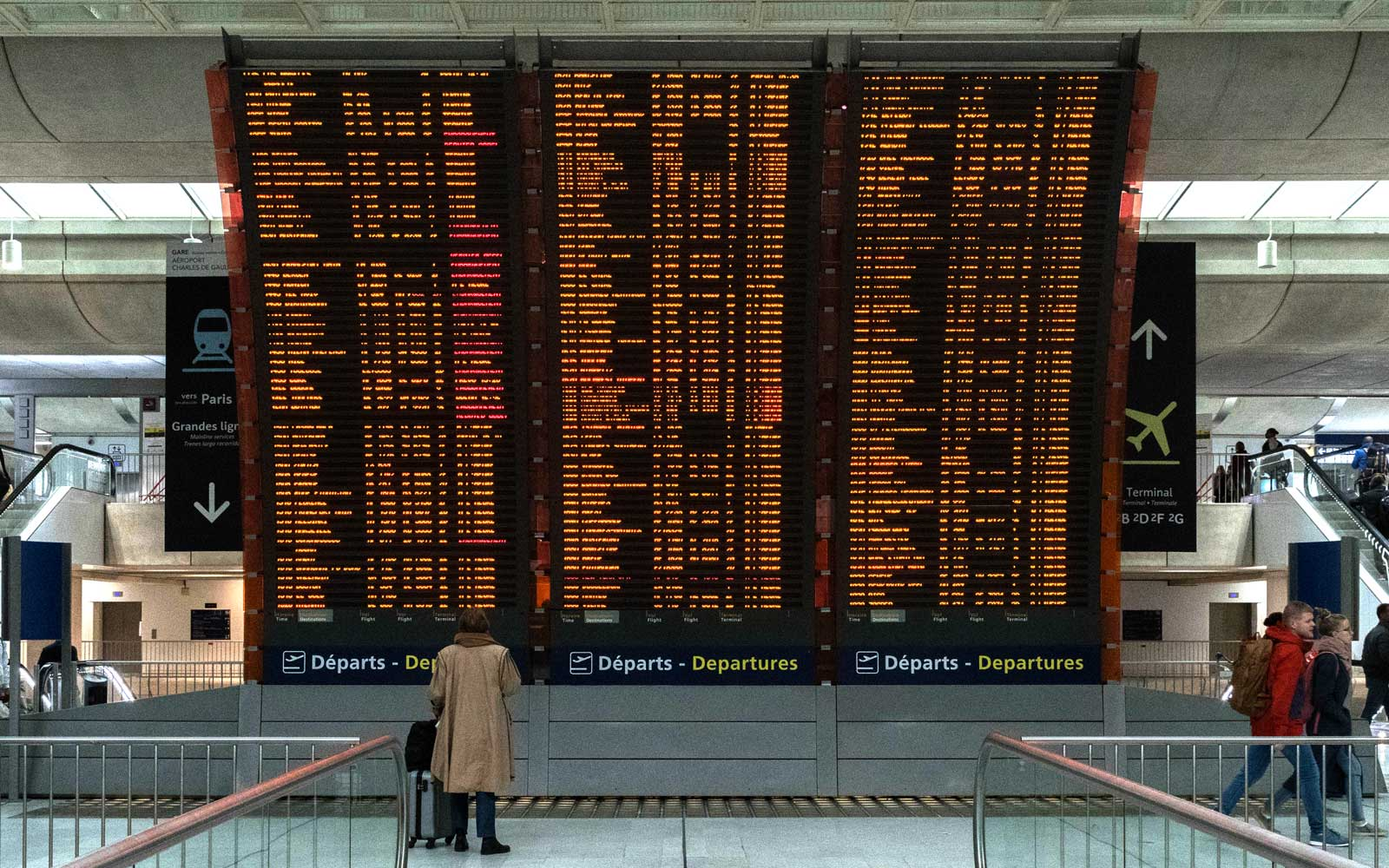 These Are the Busiest Airports in the World, From Atlanta to Beijing