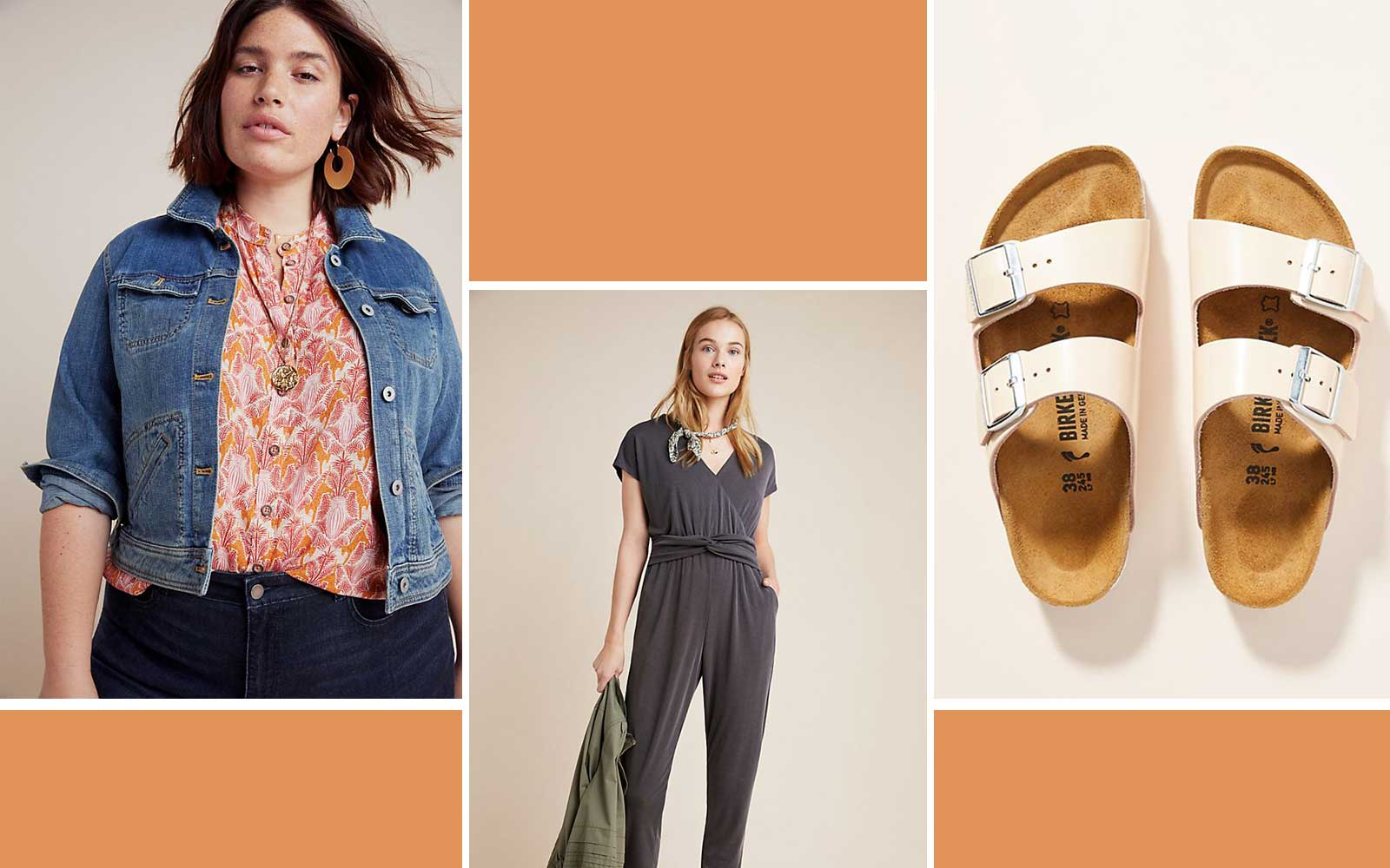 Anthropologie's Travel Shop Is Chock-full of Comfy Airport Outfits