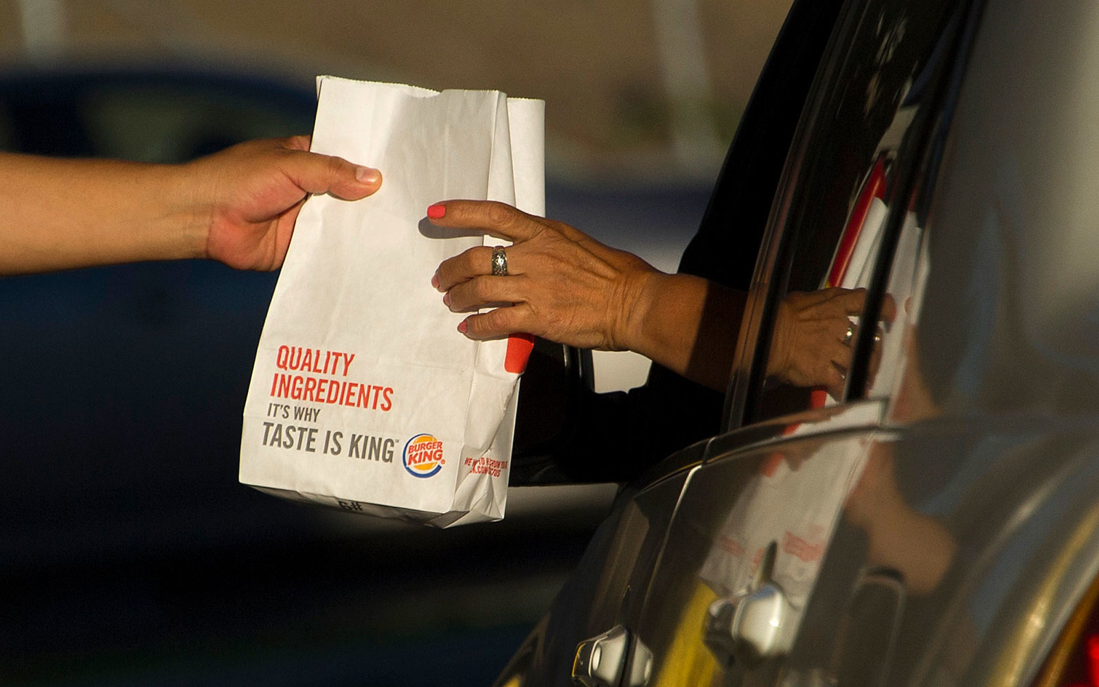 Burger King Could Soon Deliver to Cars Stuck in L.A. Traffic
