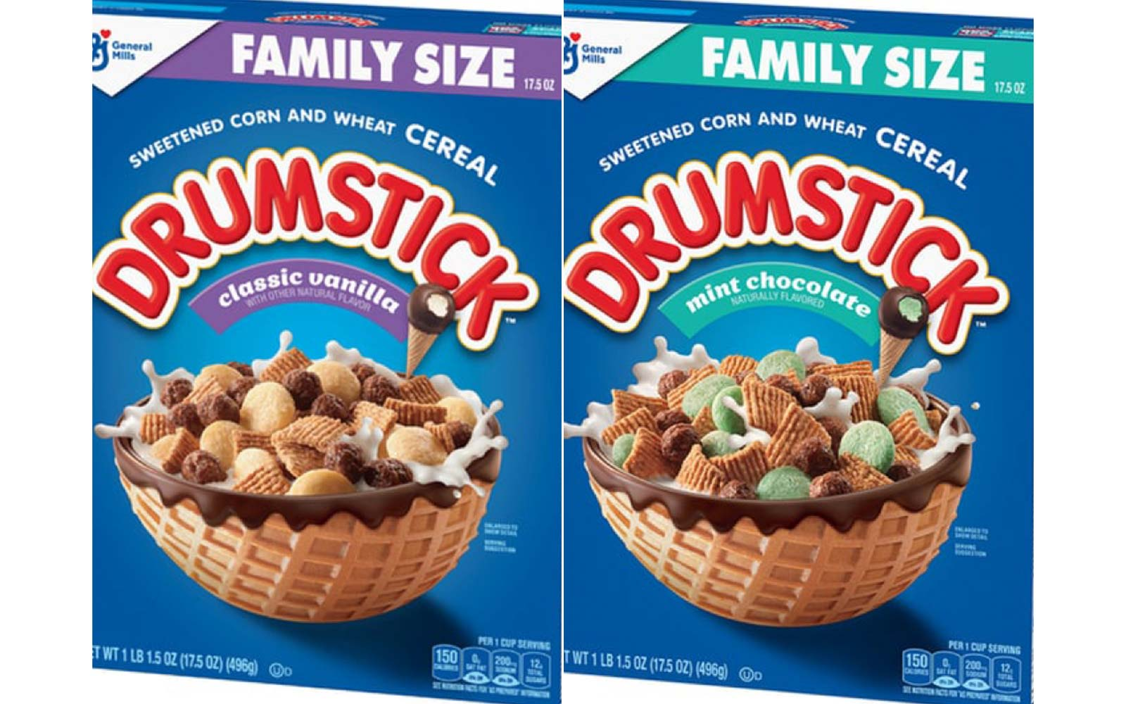 You Can Now Have Drumstick Ice Cream Cones for Breakfast and Not Feel Guilty About It