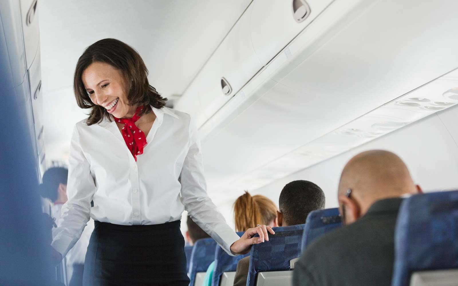What Flight Attendants Wish They Could Tell You