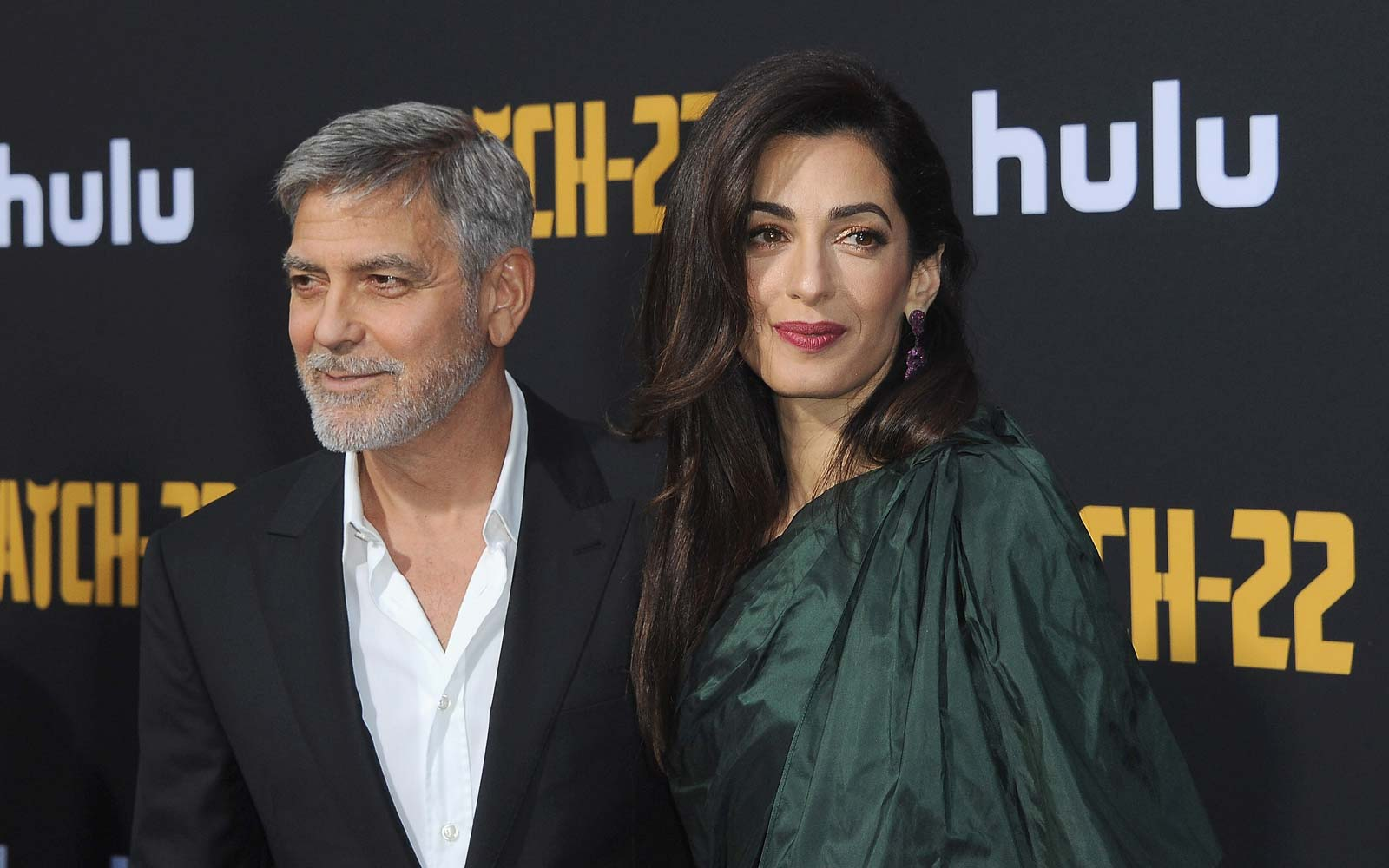 George Clooney Says Twins Sometimes Pronounce Words Like British Mom Amal: 'I've Got to Fix That'