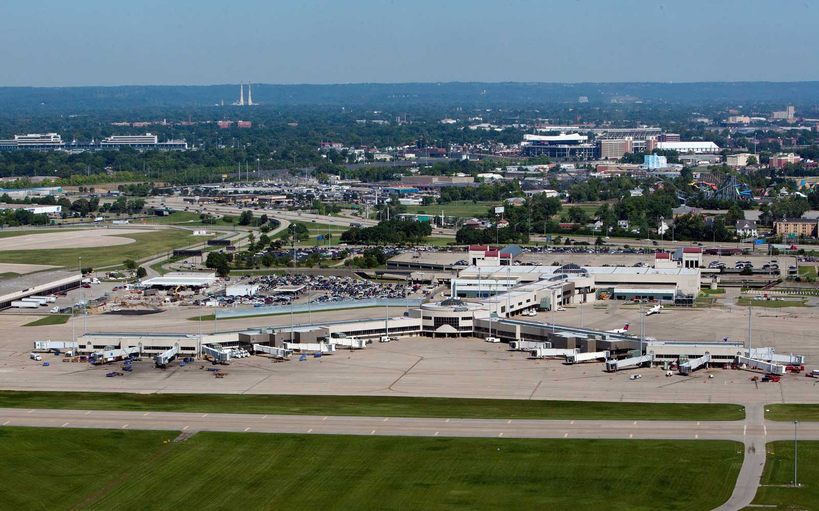Louisville International Airport, Kentucky