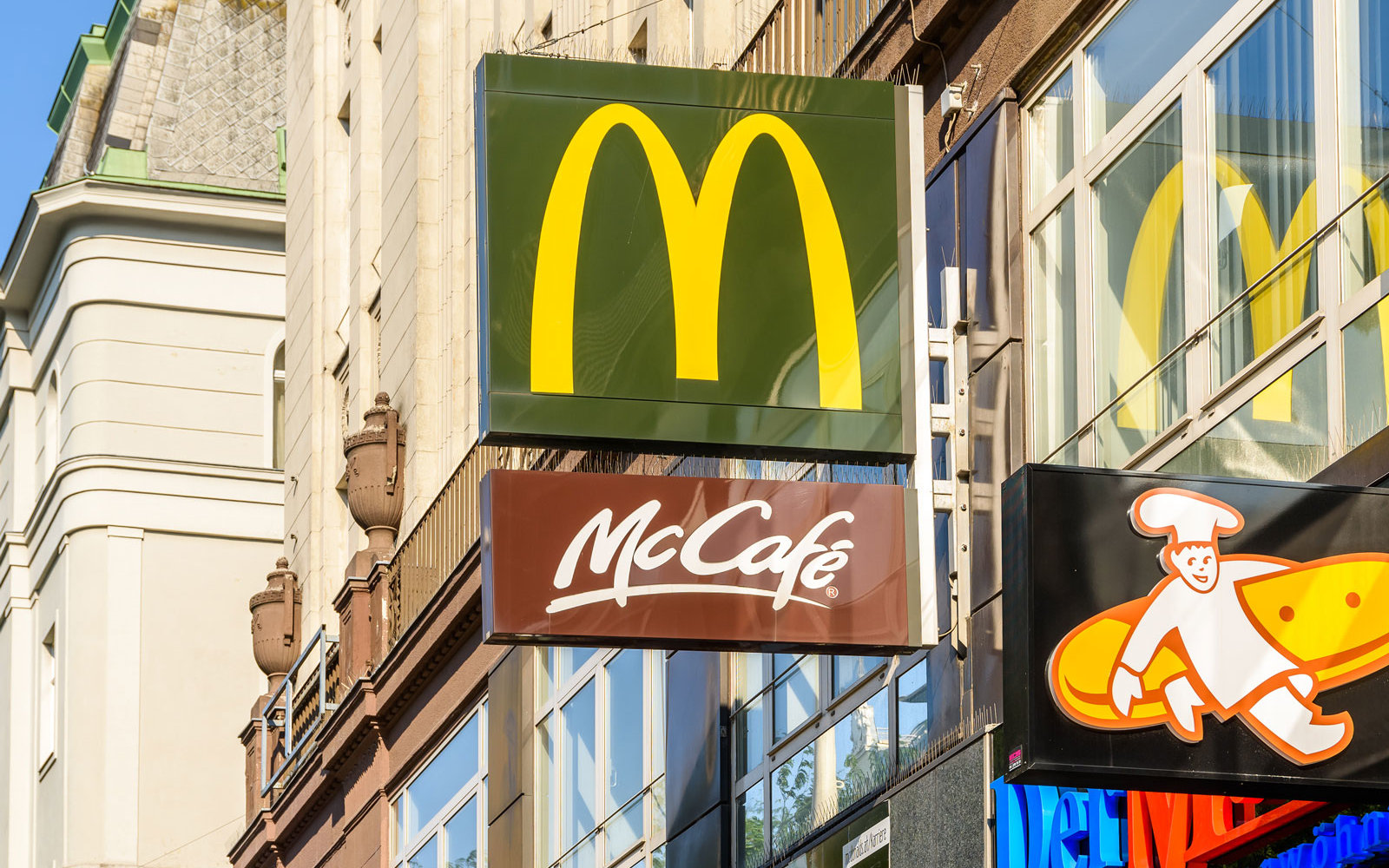 You Can Contact the U.S. Embassy at Any McDonald's in Austria