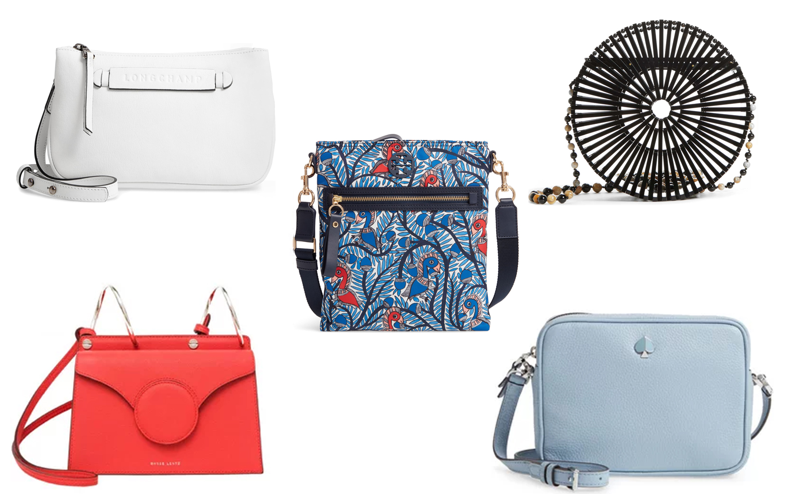 6 Best Cross-body Bags to Shop at Nordstrom's Half-Yearly Sale