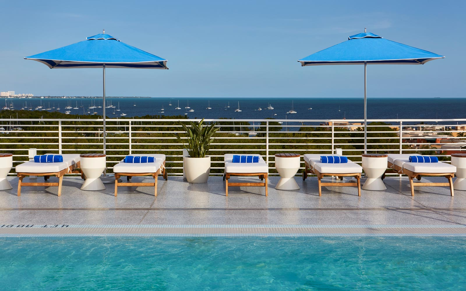 Miami's Mr. C Coconut Grove Hotel is Inspired by The Glamour of Life at Sea