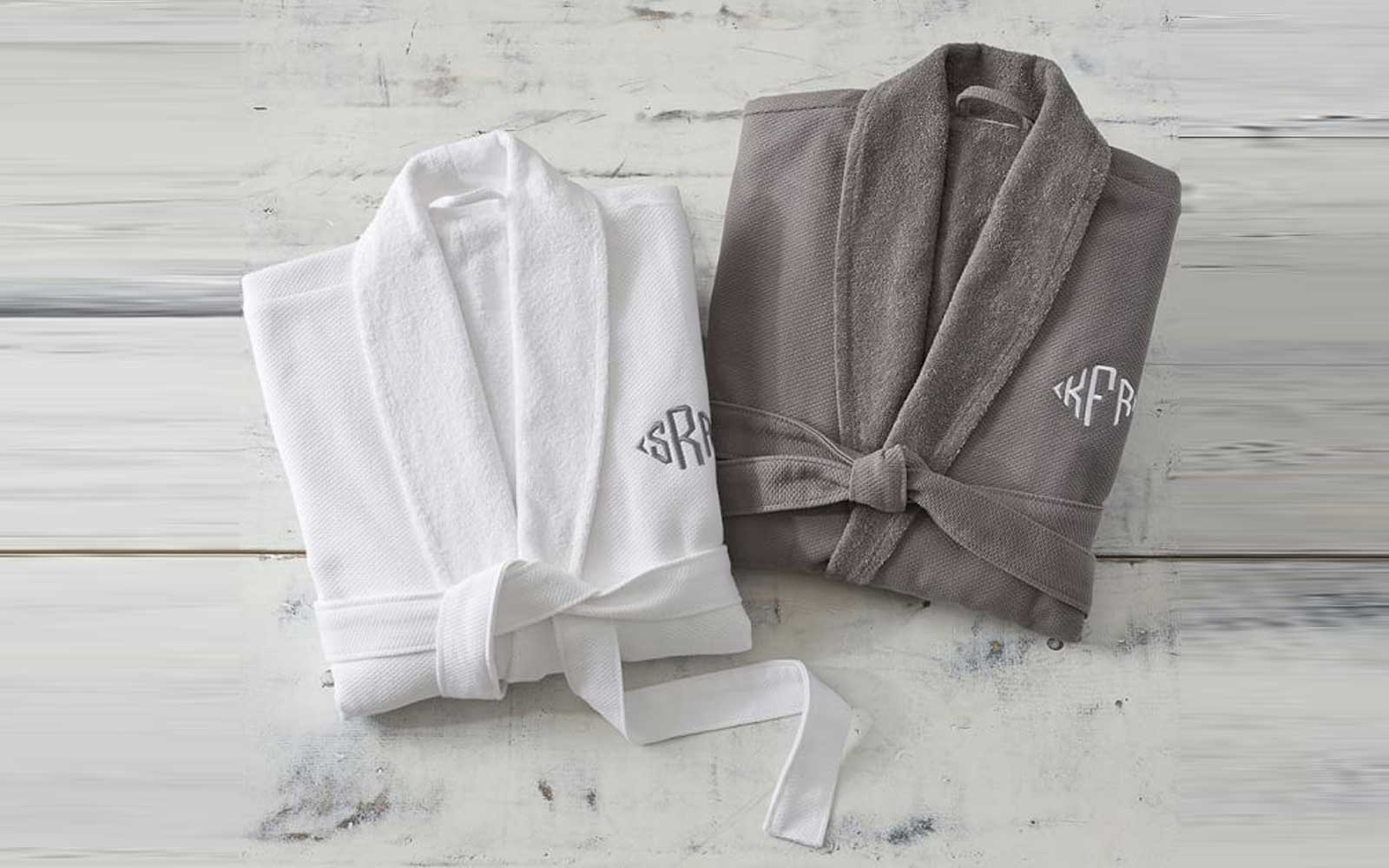 Hotel bathrobes you can buy