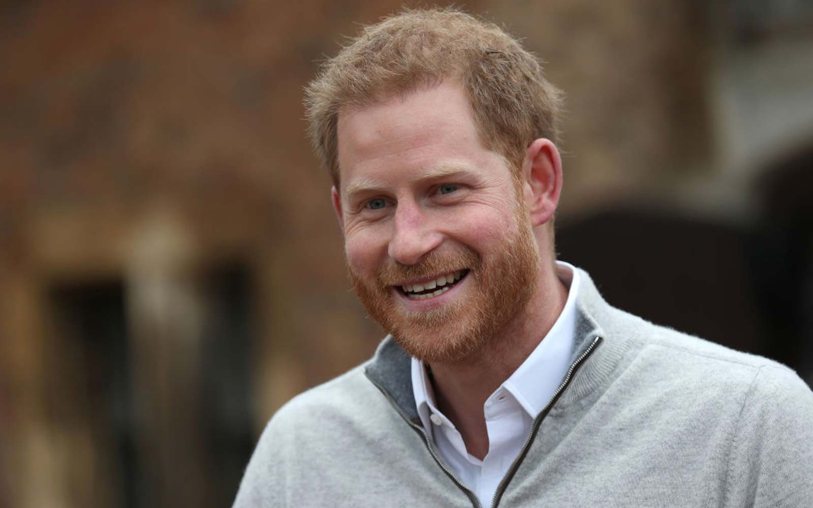 Prince Harry Says He's 'Over the Moon' After Meghan Markle Gives Birth to Baby Boy (Video)