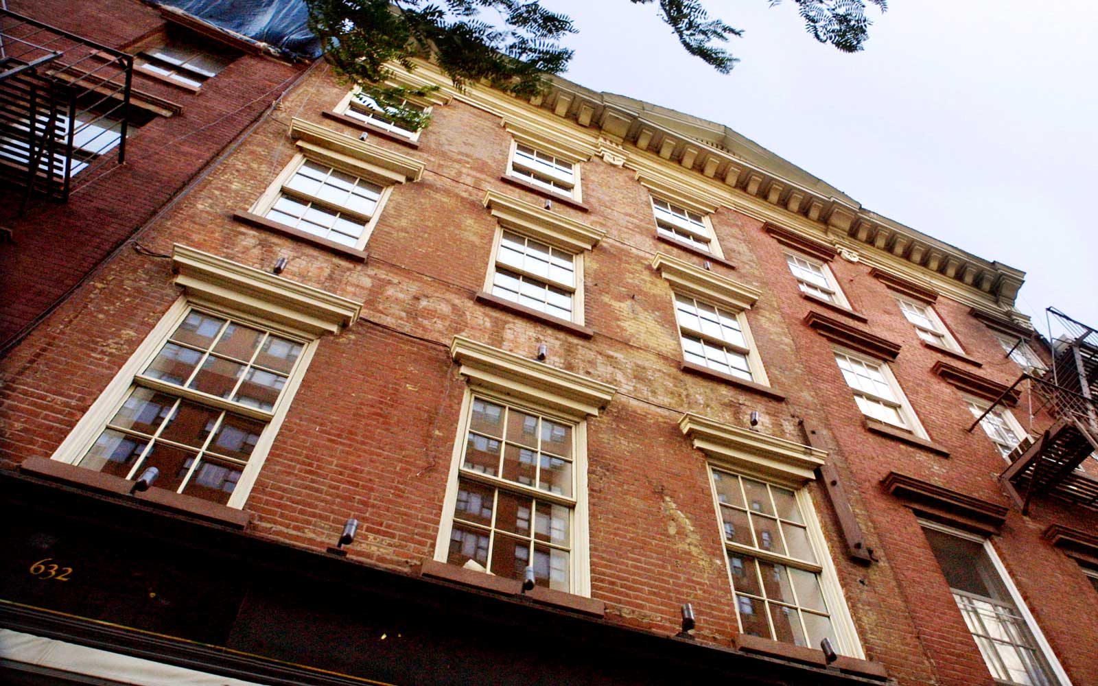 The House Where MTV''s  The Real World  Lived in Soho, New York