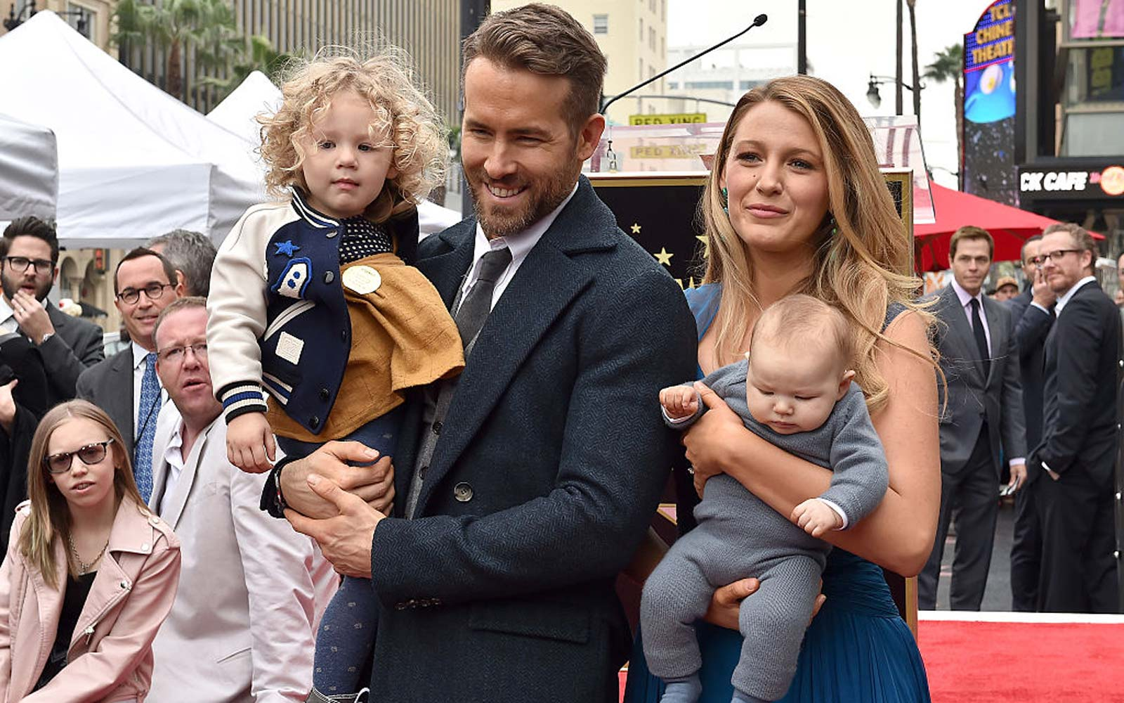 Ryan Reynolds Jokes About Traveling With Two Kids: I 'Long for the Sweet Release of Death'
