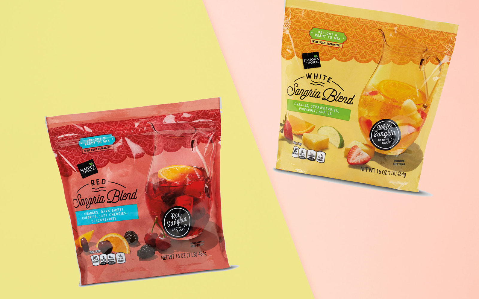 Aldi's Sangria Kits Are Hitting Stores in June