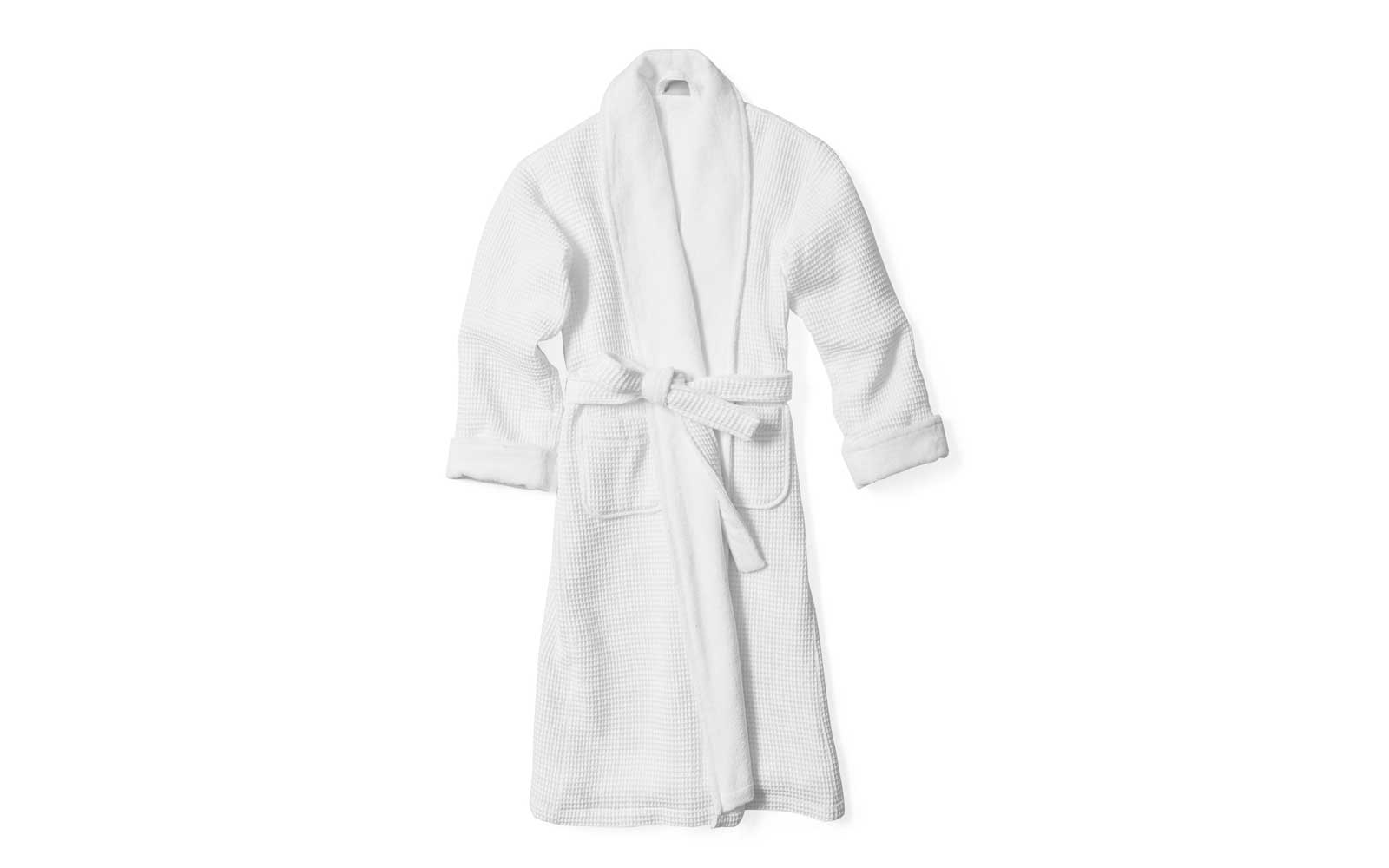 serena & lily spa bathrobe