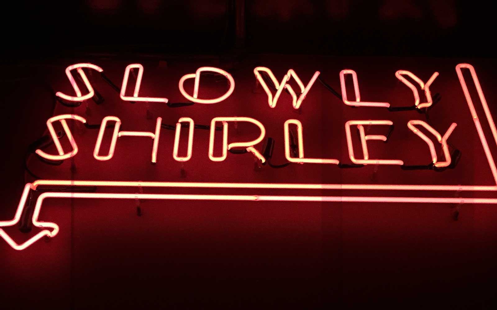 Slowly Shirley - New York City Speakeasy