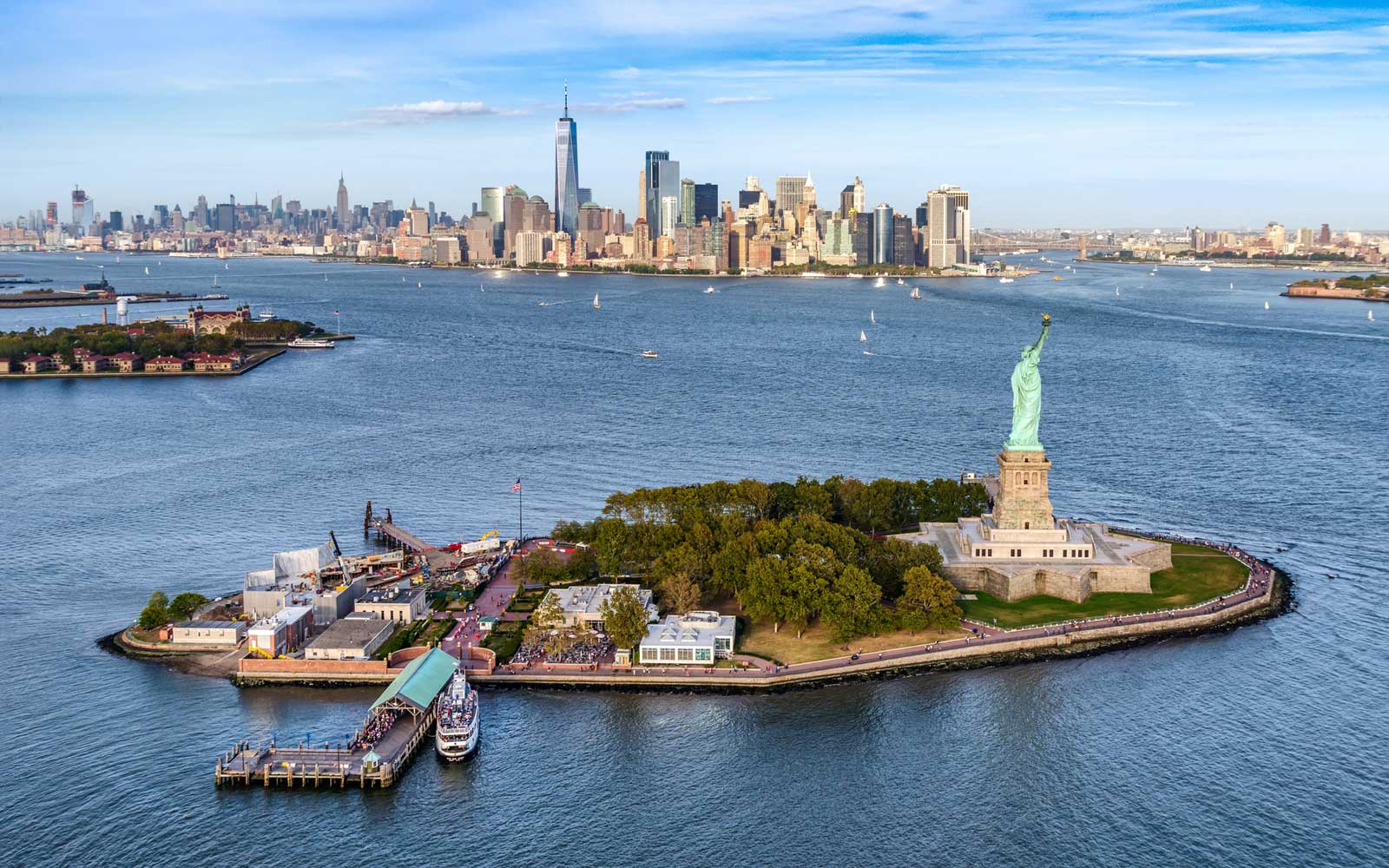Commercial Tour Groups Will Be Banned From Parts of the Statue of Liberty and Ellis Island — Here's What to Know Before You Visit
