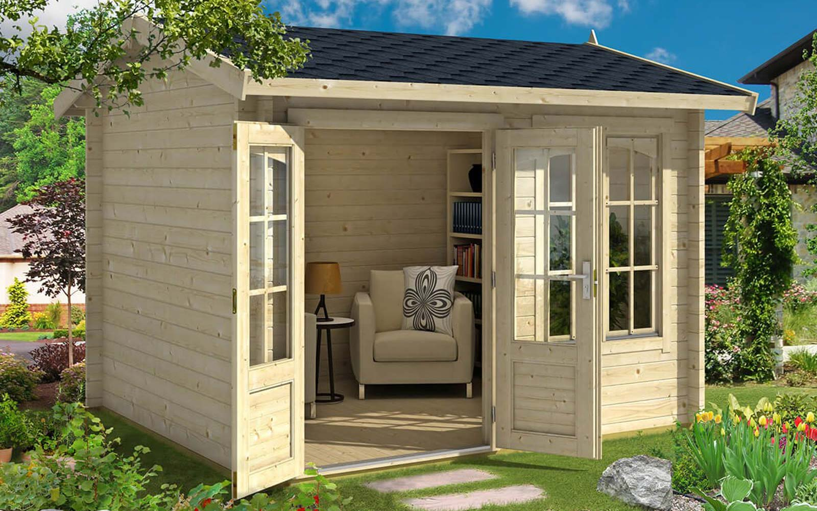 You Really Can Buy a Tiny House on Amazon for $3,000 — Here Are 12 Easy DIY Kits to Shop Now