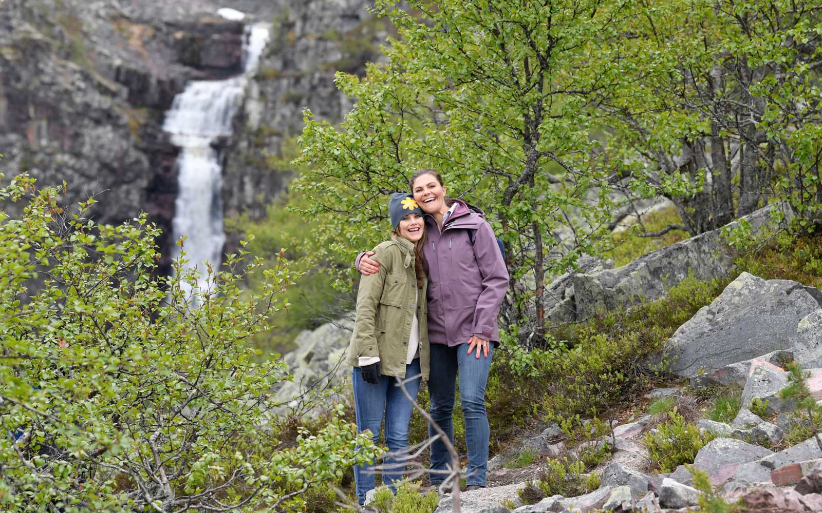 Princess Victoria of Sweden Just Reached Goal of Hiking All 25 Provinces in the Country