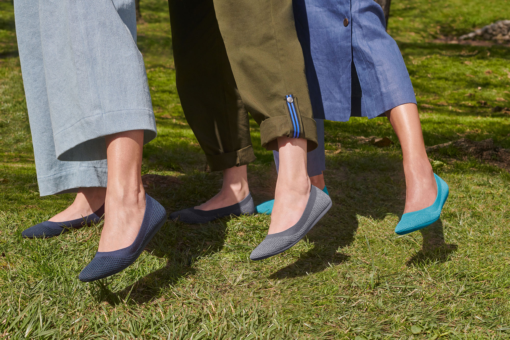 Allbirds' Comfy Flats Are Back in Stock After a Near Immediate Sell-out