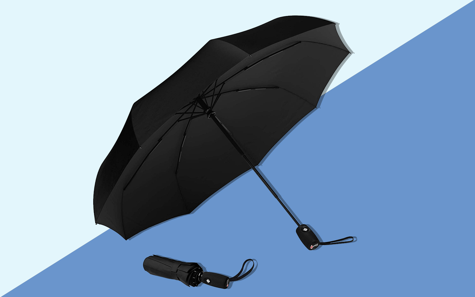 Amazon's Best-selling Umbrella Is Nearly Indestructible — and It Has Over 5,000 Perfect Reviews to Prove It