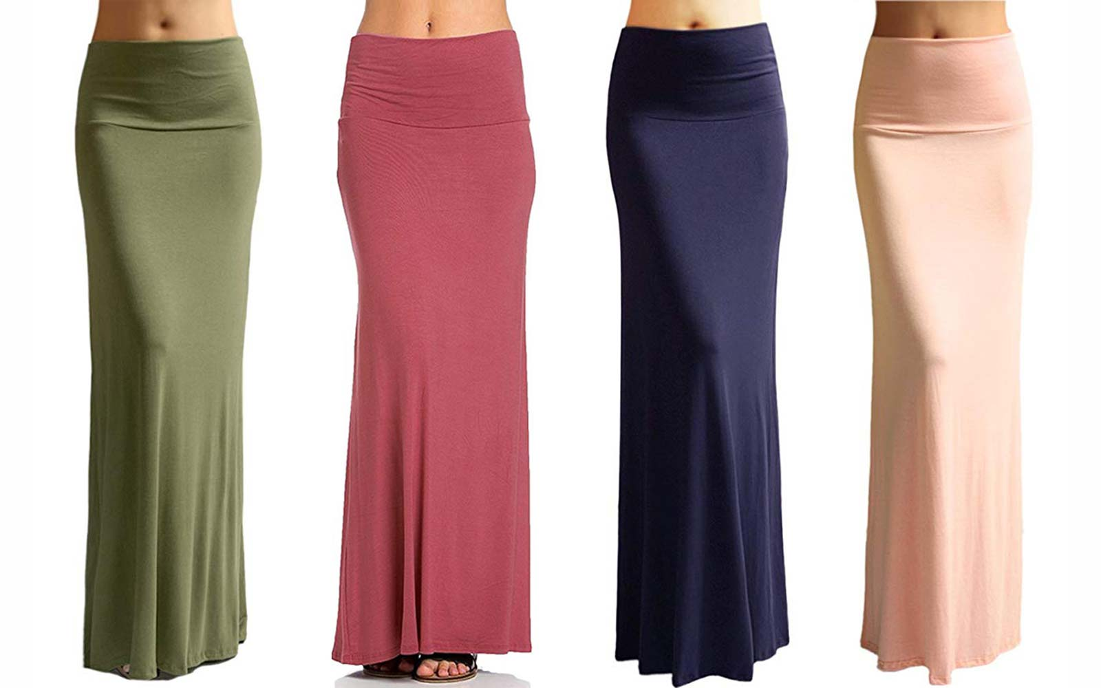 This Super Comfy, $20 Maxi Skirt Comes in 60 Colors — and Shoppers Say It's Perfect for Summer
