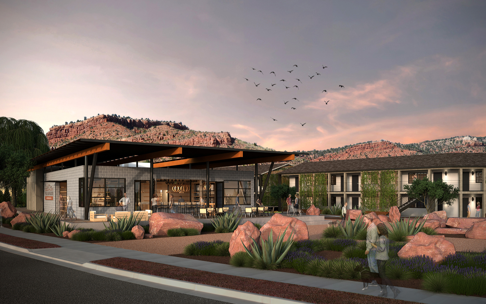 This No-Kill Pet Sanctuary in Utah Is Opening a Pet-centric Hotel