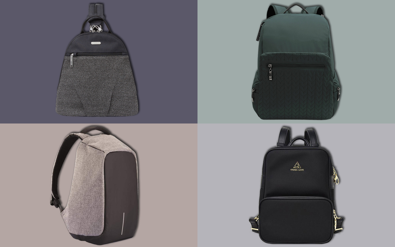 The Best Anti-theft Backpacks to Keep Your Belongings Safe While You Travel