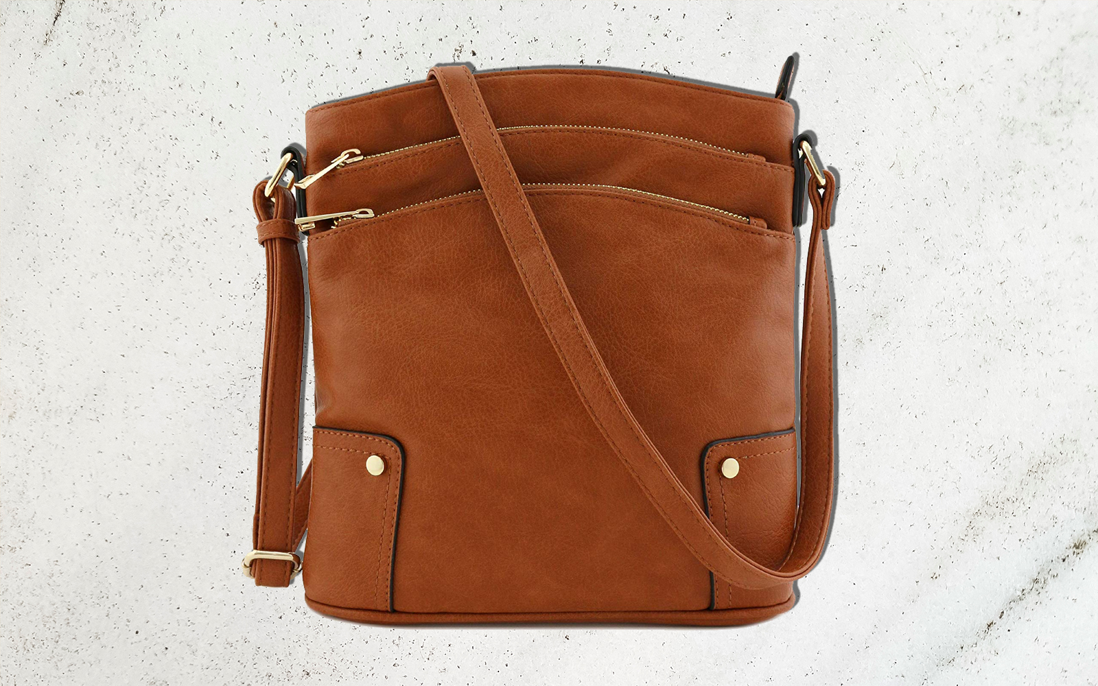This $24 Cross-body Is the Key to Keeping Your Bag Organized — and It Has 1,200 Reviews to Prove It