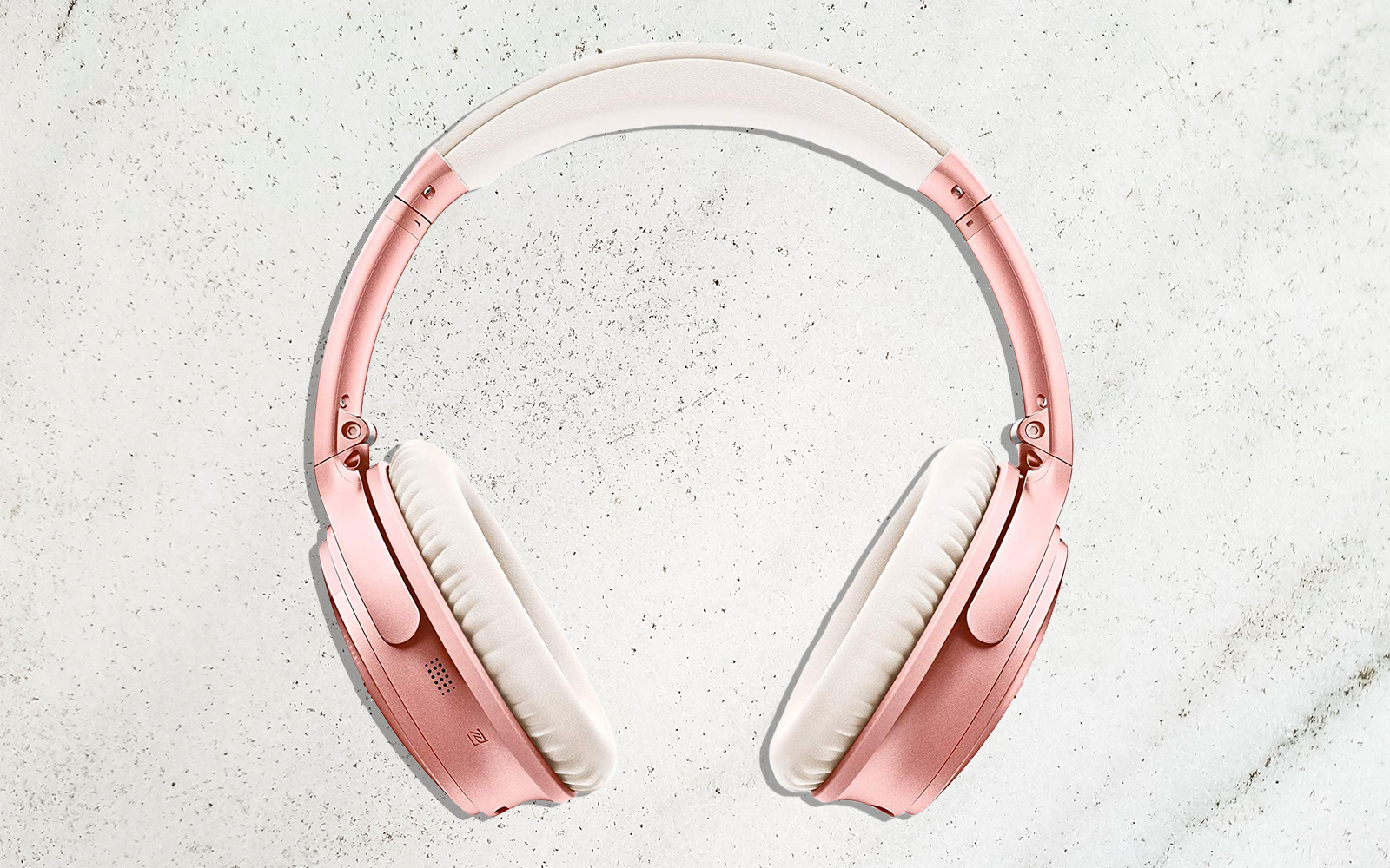 Bose's Limited-edition Rose Gold Headphones Are Back in Stock on Amazon — and They're $50 Off
