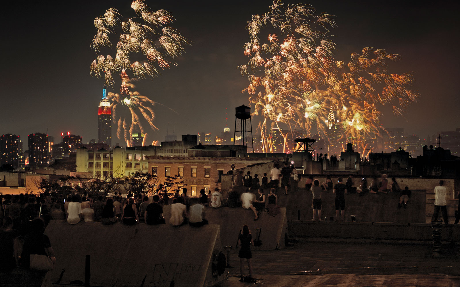 The Best Free 4th of July Fireworks Shows Across the U.S.