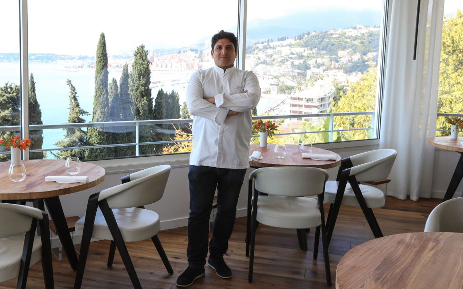 This Restaurant on the French Riviera Was Just Named the Best in the World