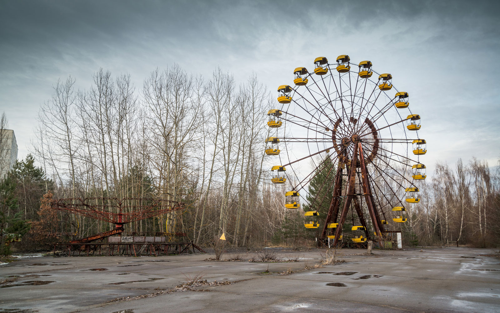 People Are Flocking to Visit Chernobyl Because of the HBO Miniseries
