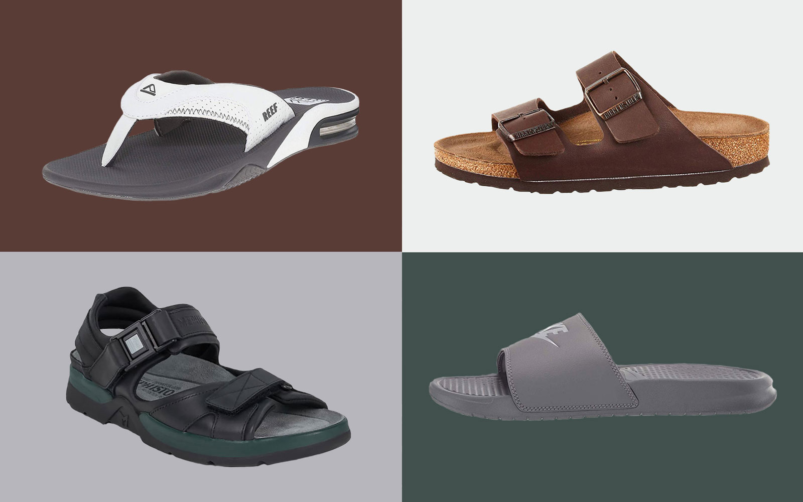 13 Most Comfortable Men's Sandals for 2019