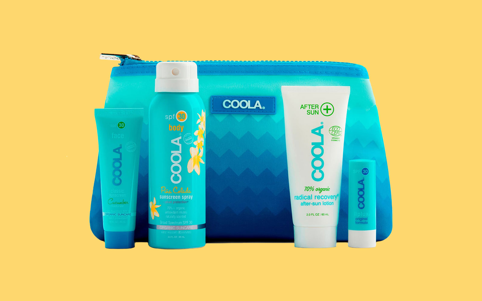 This Travel-ready Kit Features 4 of Our Favorite Suncare Products — and It's Only $40