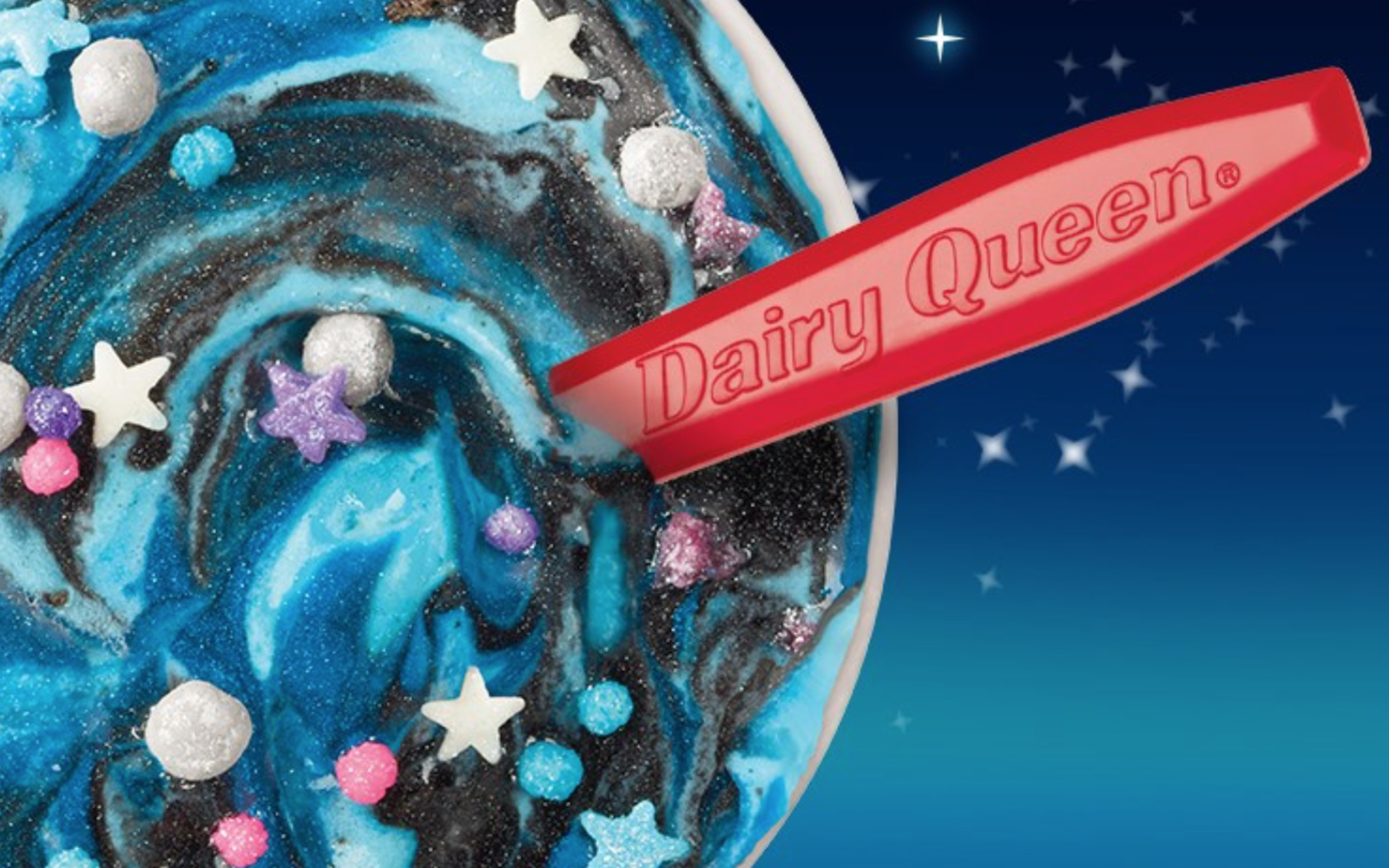 Dairy Queen Just Released a New Blizzard to Celebrate the 50th Anniversary of the Moon Landing