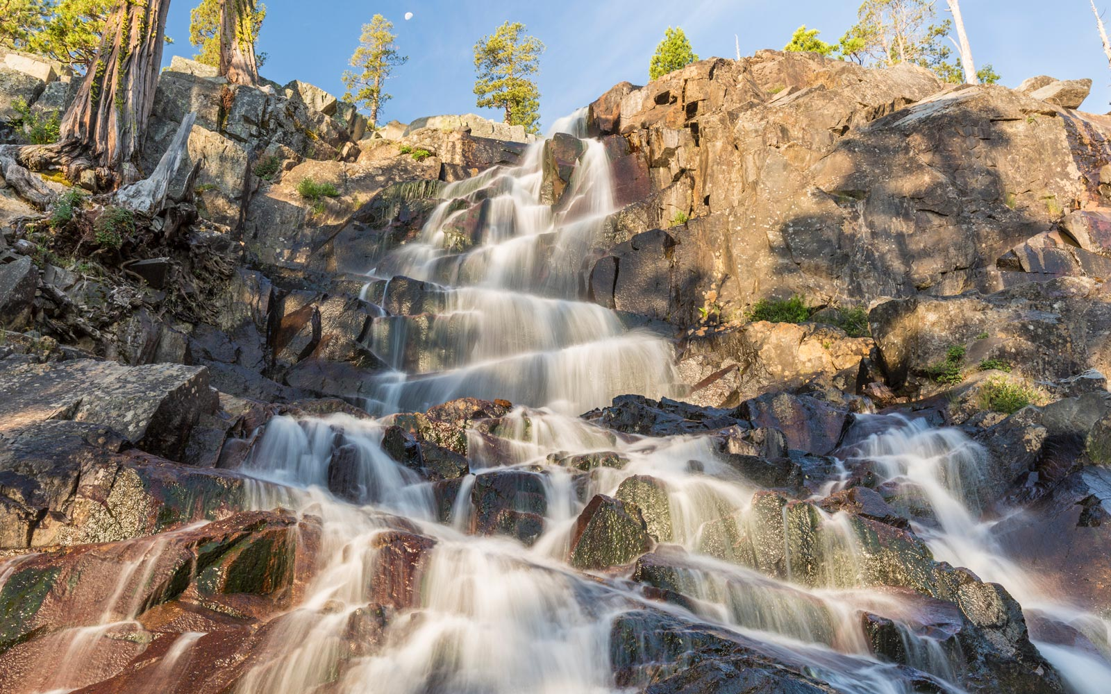 Hiker Swept to Her Death at Lake Tahoe Waterfall