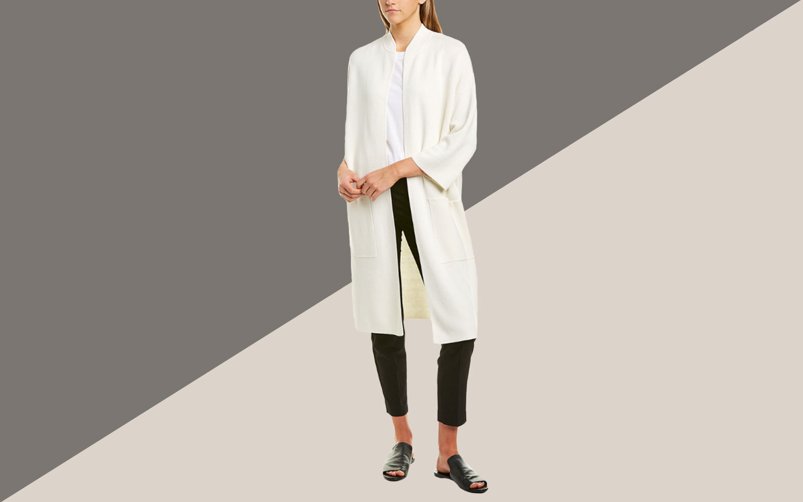 Get Eileen Fisher's Classic Styles at Up to 60% Off for 3 Days Only