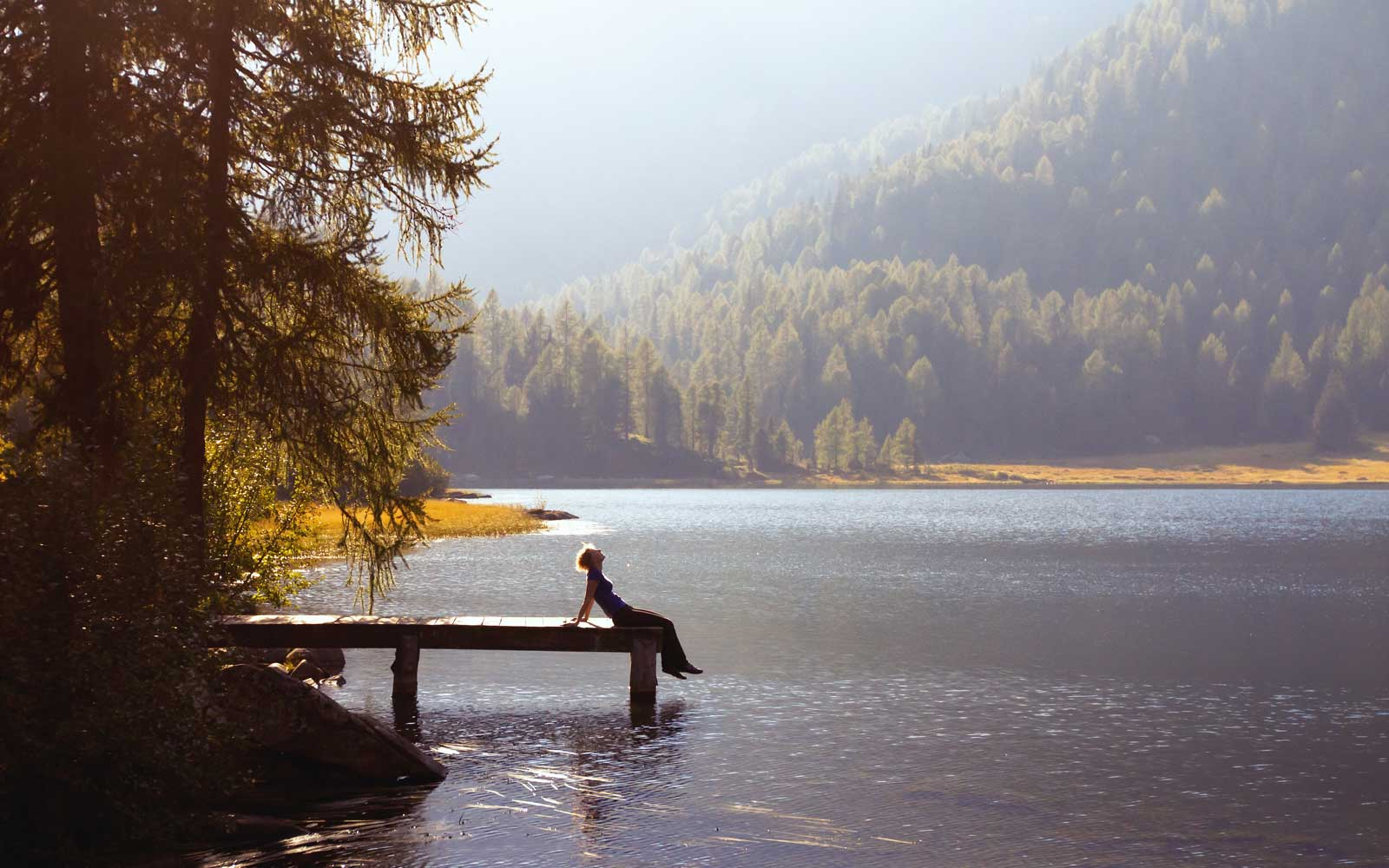 Study Finds That Spending Time in Nature Is Good for Your Health