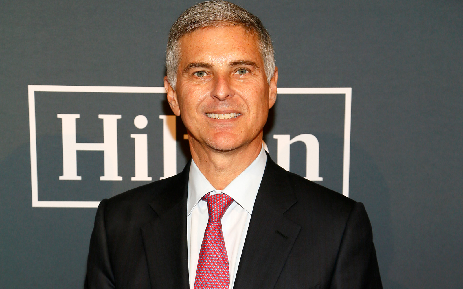 Hilton CEO, Christopher Nassetta