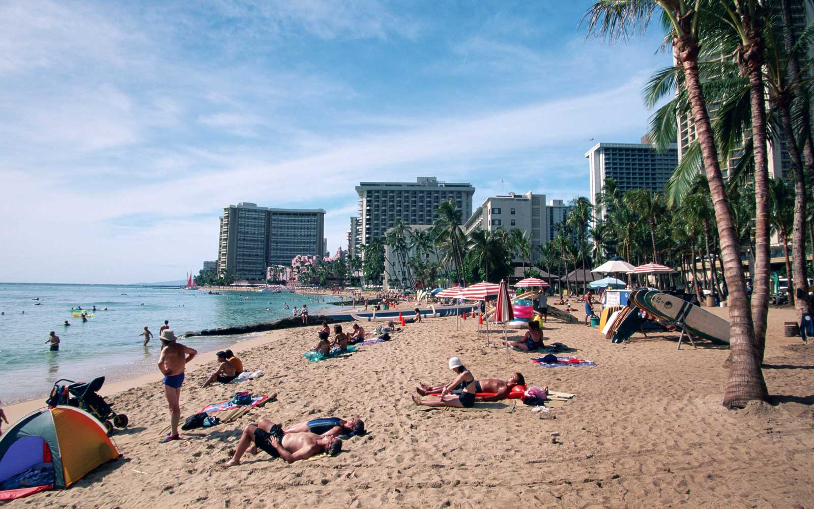 Hawaii's Heat Wave Is Breaking Record Highs
